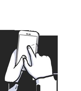 Gesture step1 w